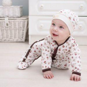 трикотаж для новорожденных